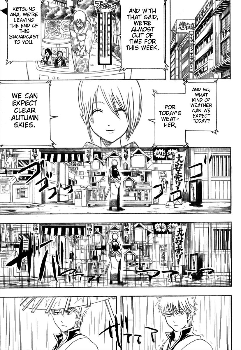 Gintama Chapter, 282 image 013