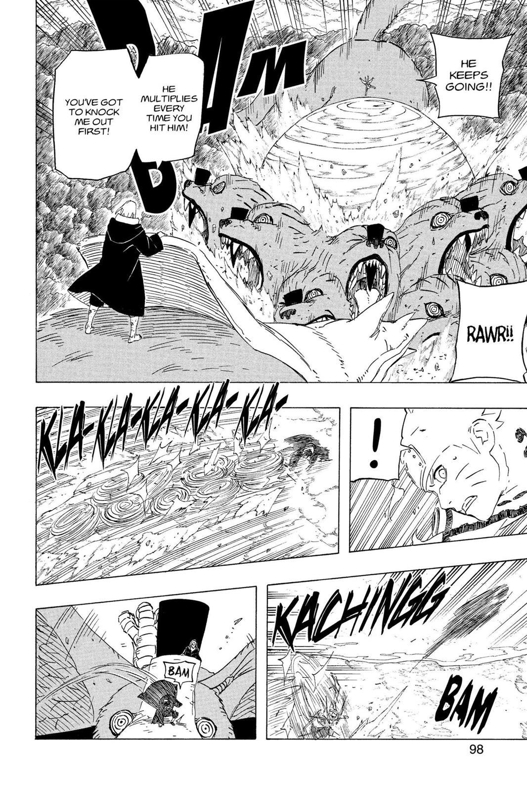 Naruto, Chapter 549 image 016