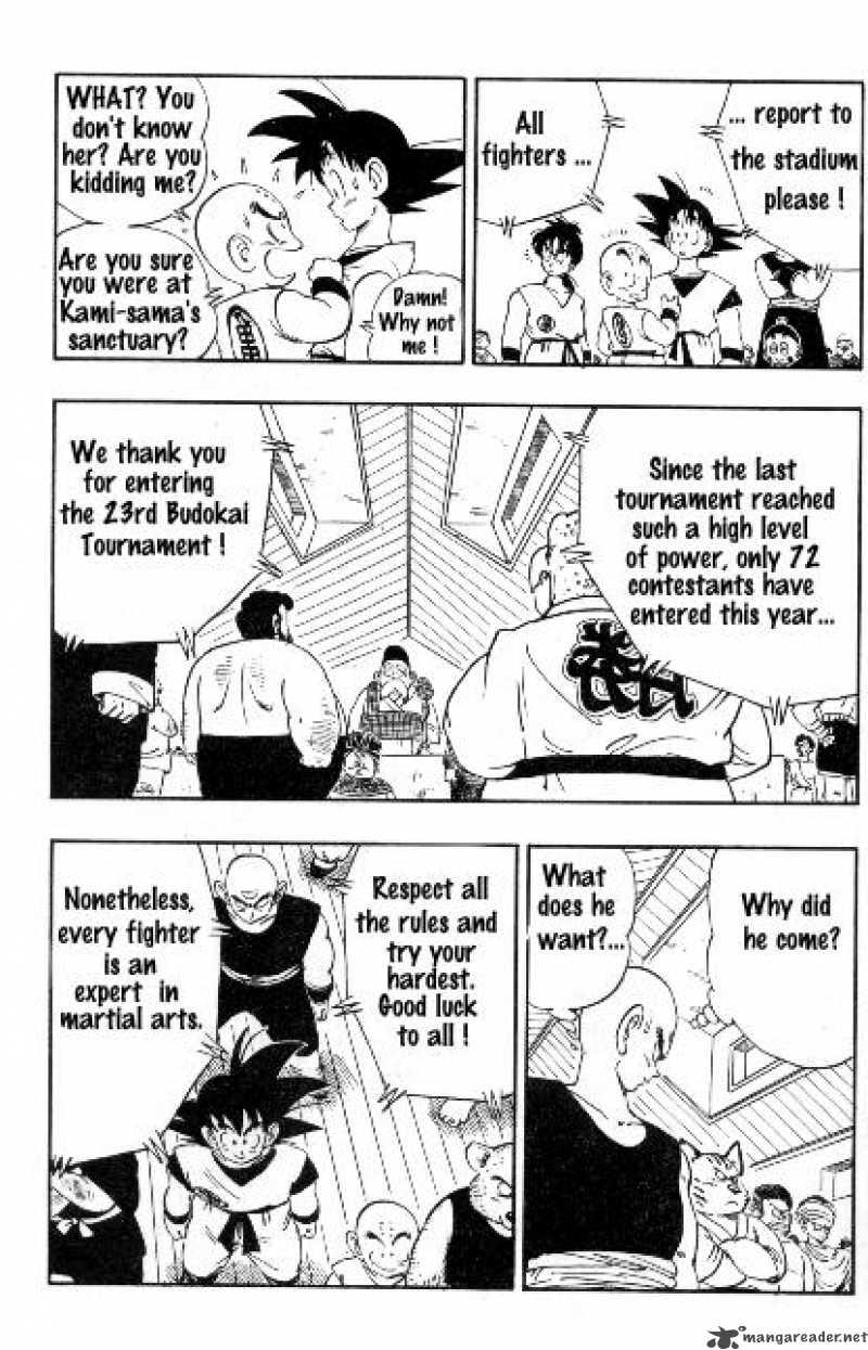 Dragon Ball, Chapter 167 image 004