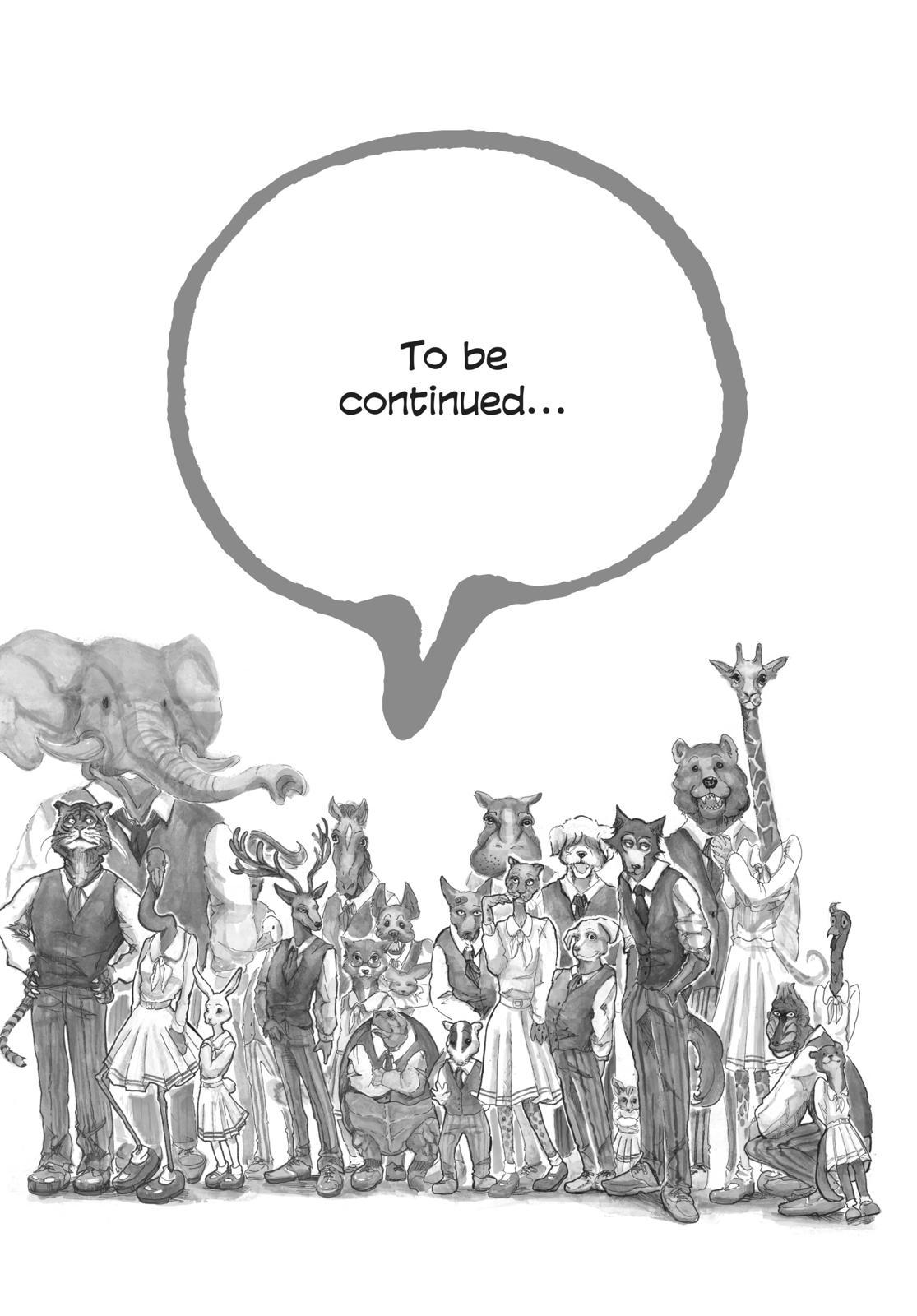 Beastars Manga, Chapter 61 image 020