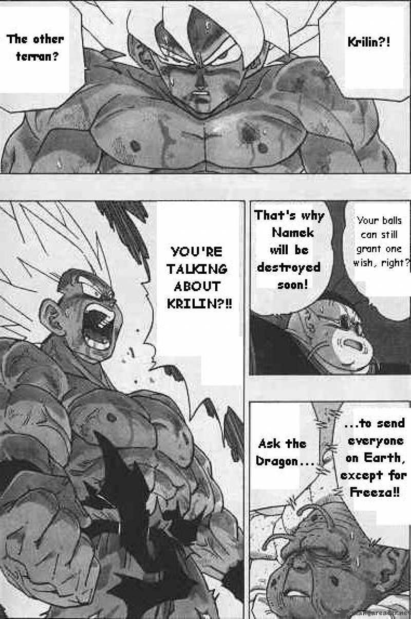 Dragon Ball, Chapter 323 image 012
