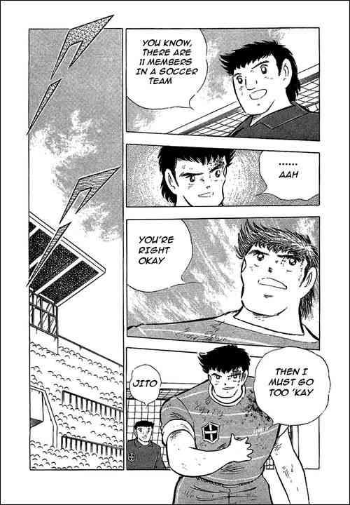 Captain Tsubasa, Chapter 67 image 068