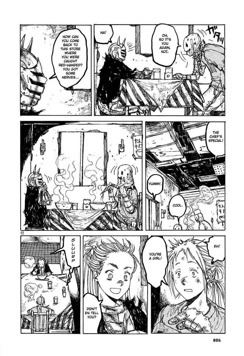 Dorohedoro, Chapter 27 image 012