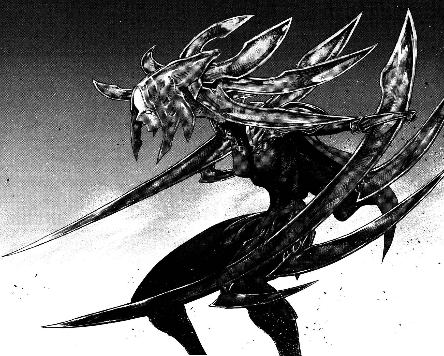 Claymore, Chapter 62 image 012