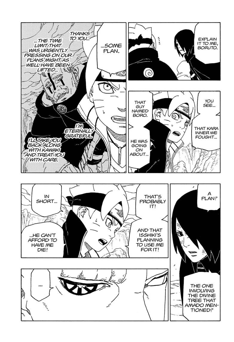 Boruto Manga, Chapter 51 image 003