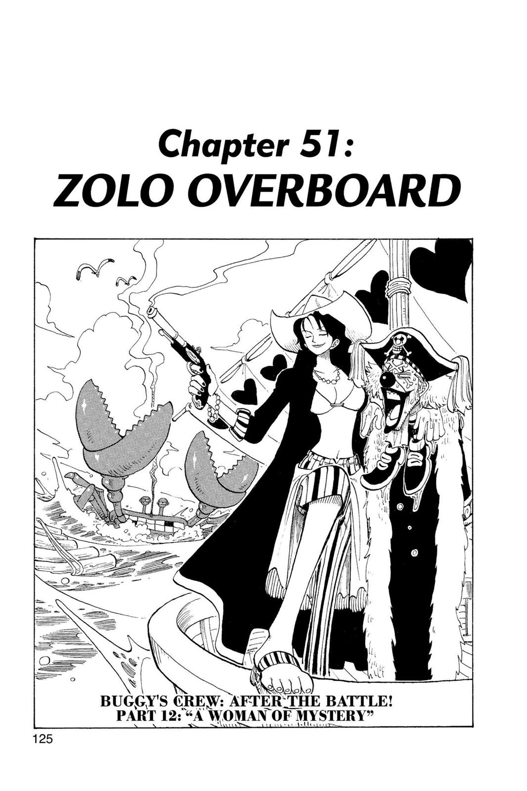 One Piece, Chapter 51 image 001