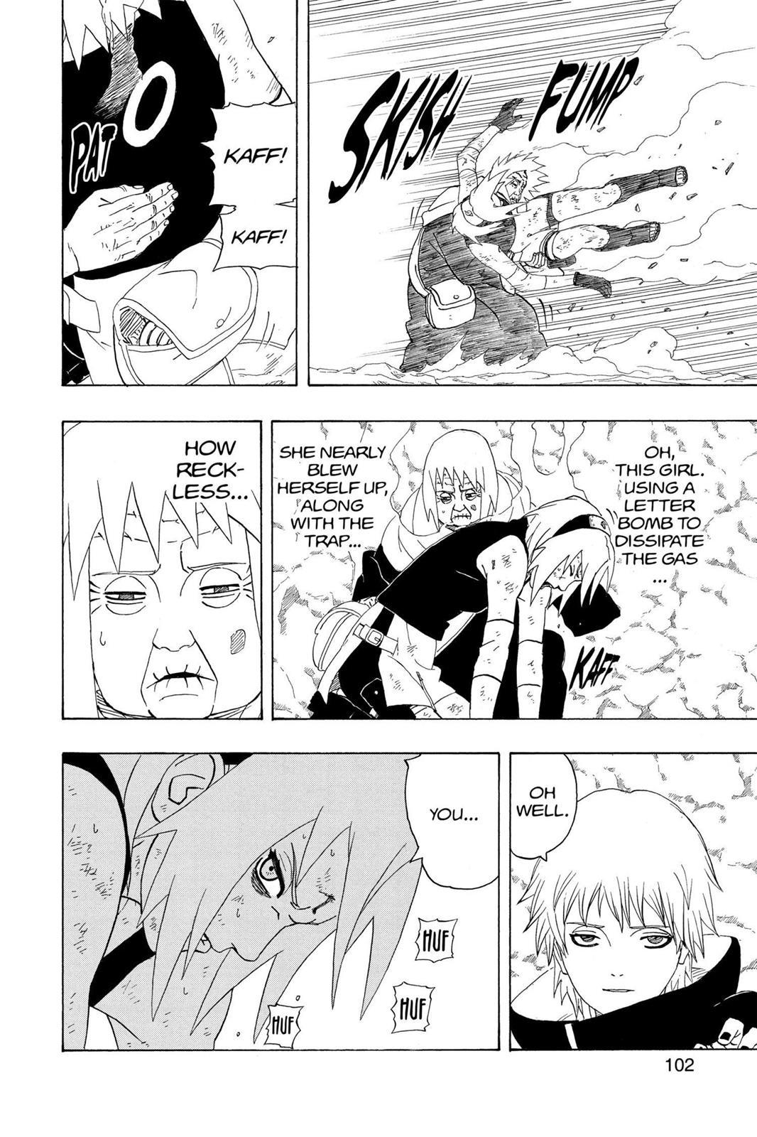 Naruto, Chapter 267 image 015