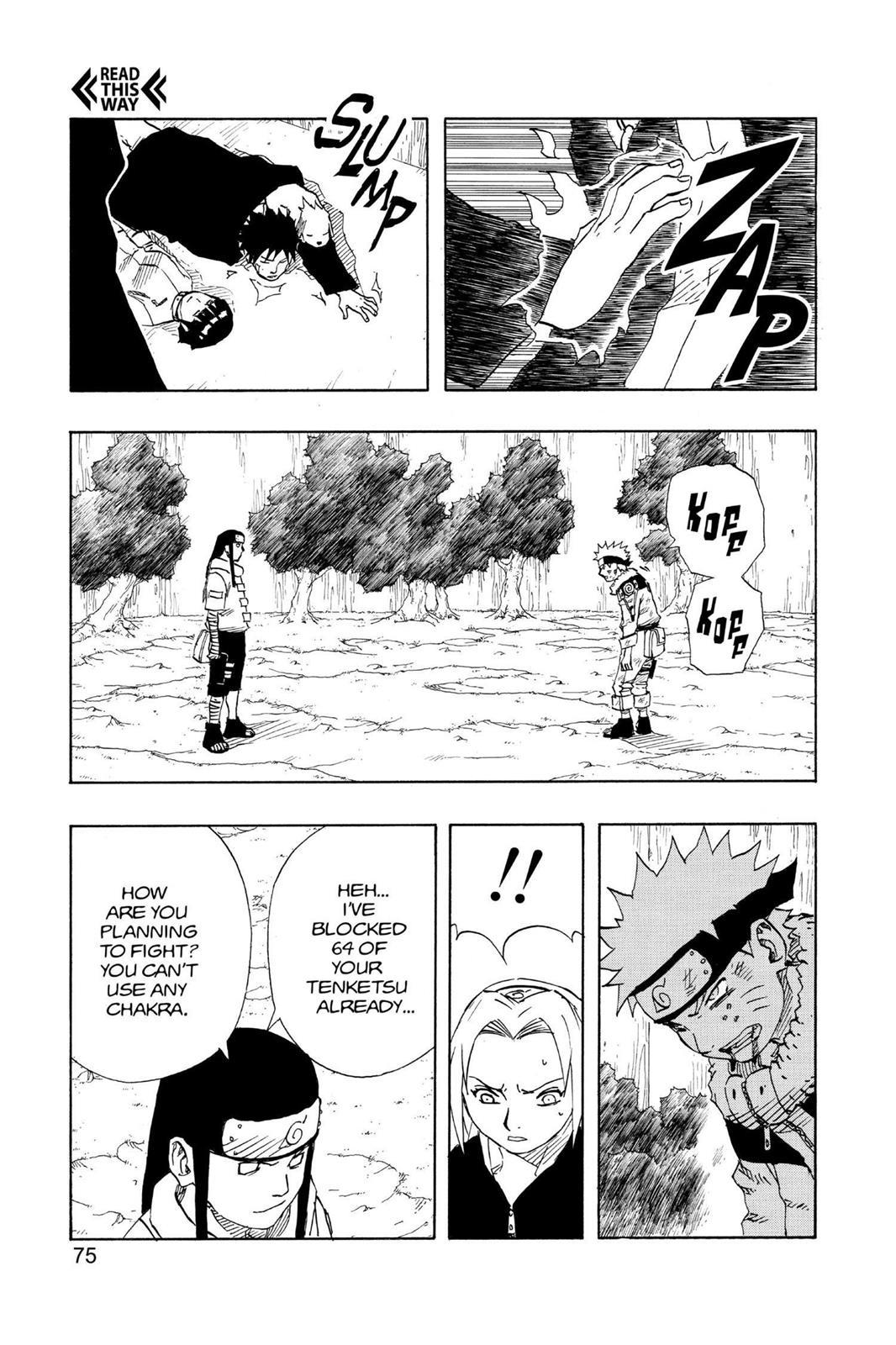 Naruto, Chapter 103 image 009