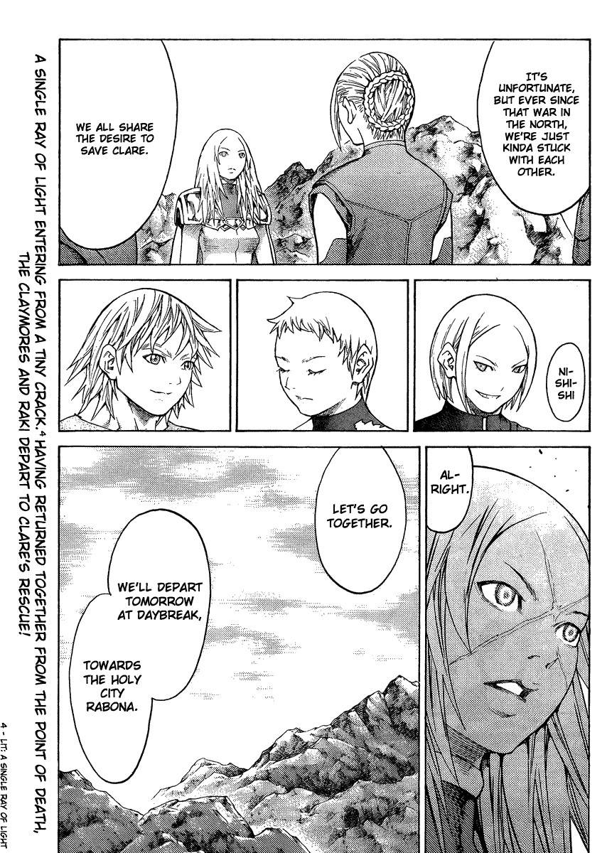 Claymore, Chapter 127 image 030