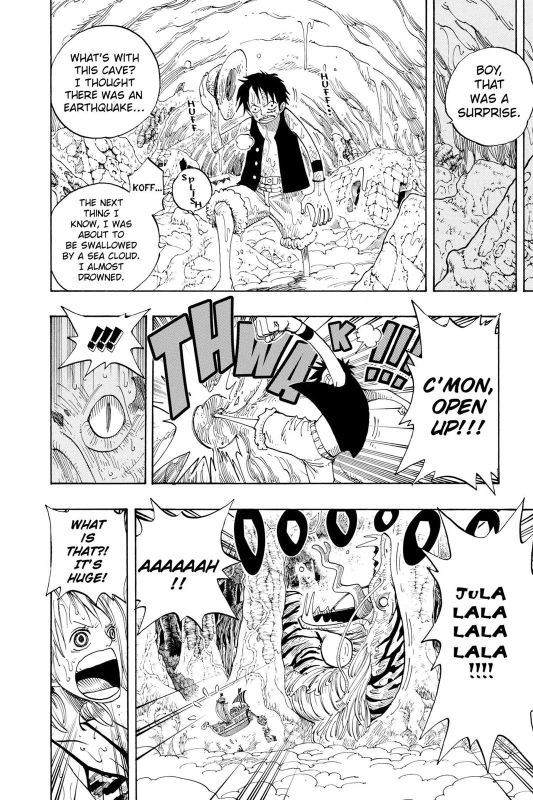 One Piece, Chapter 267 image 004