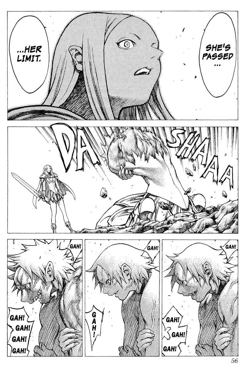 Claymore, Chapter 23 image 017