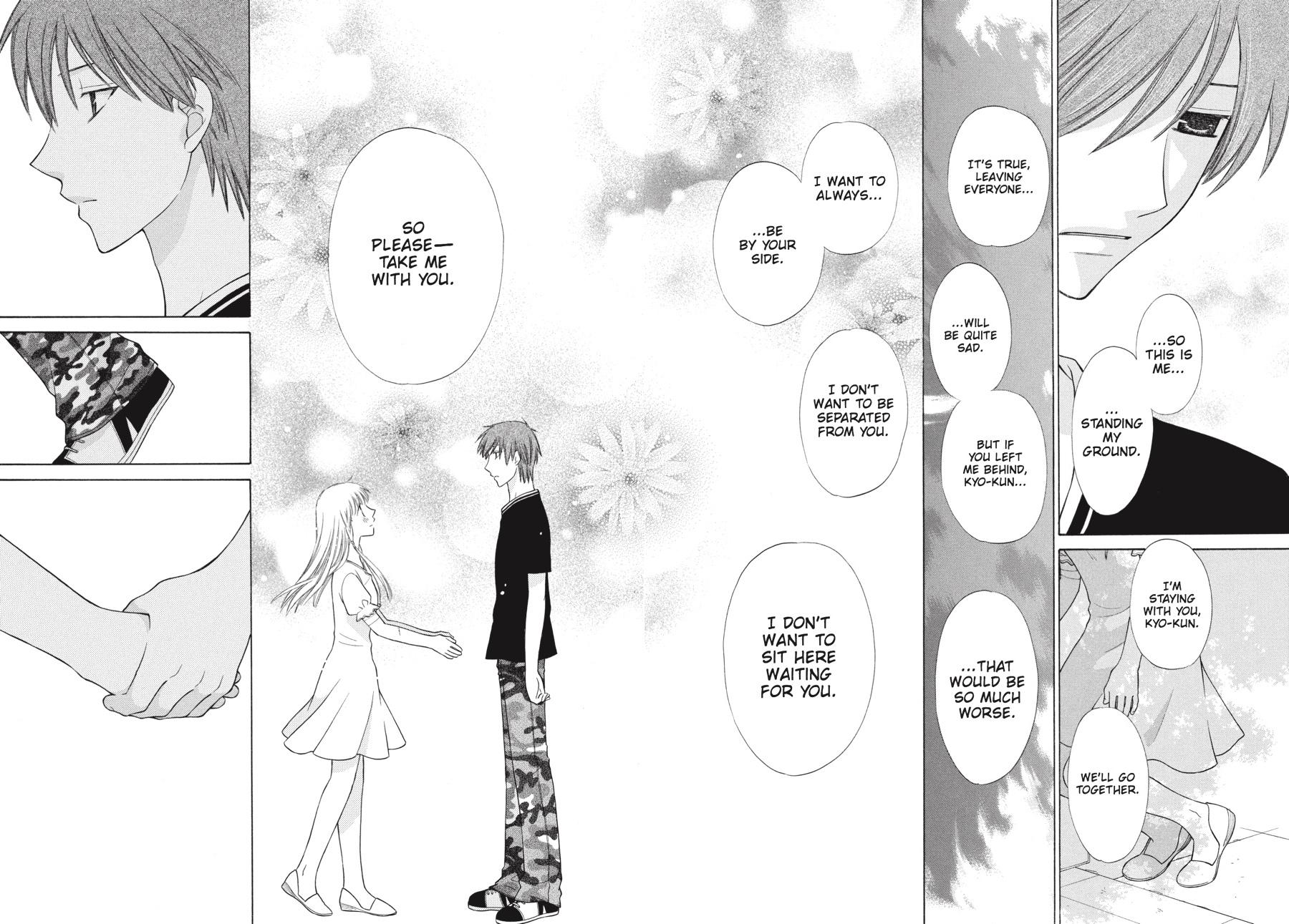 Fruits Basket, Chapter 135 image 010