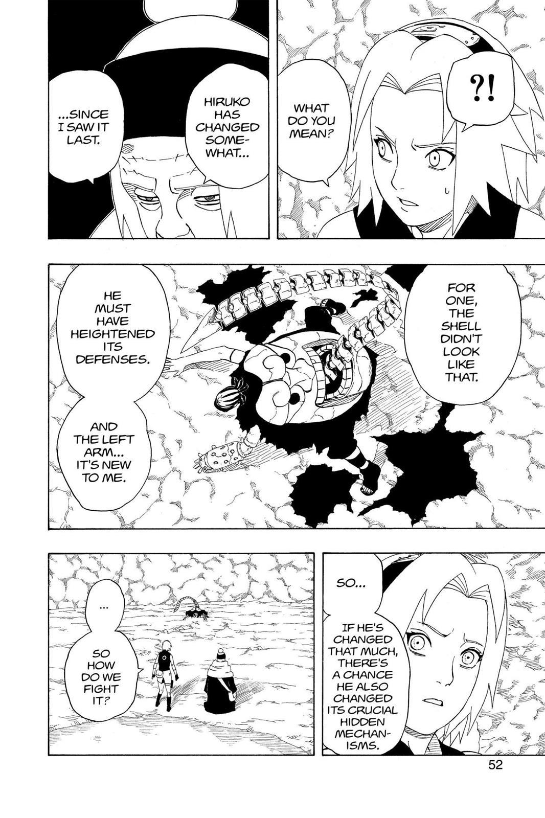 Naruto, Chapter 265 image 006