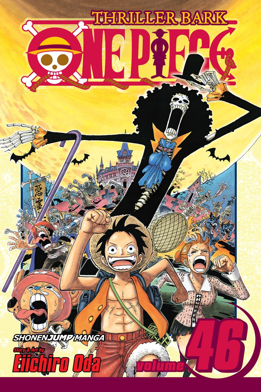 One Piece, Chapter 441 image 001