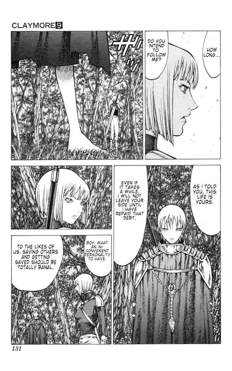 Claymore, Chapter 50 image 004
