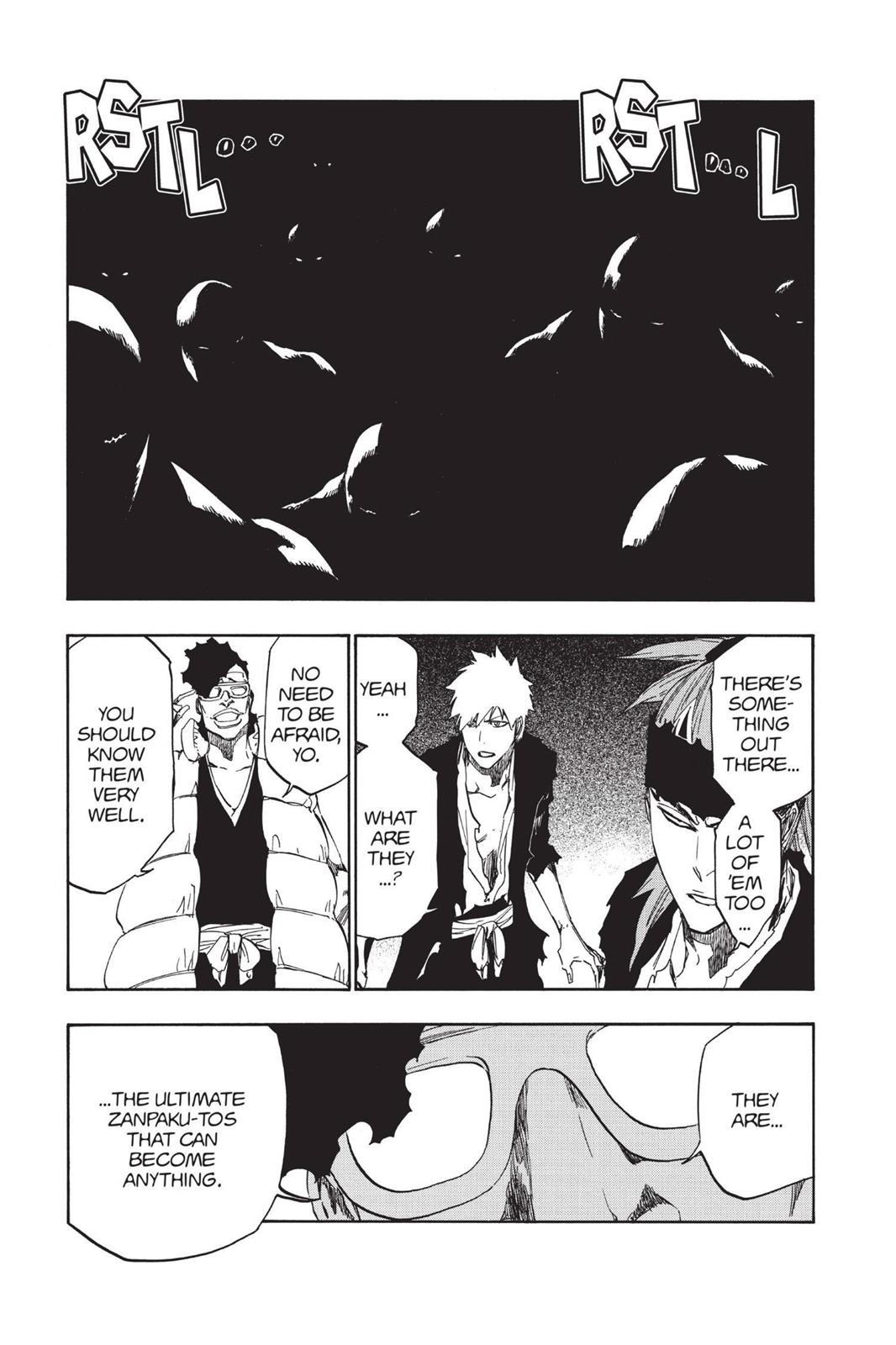 Bleach, Chapter 523 image 003