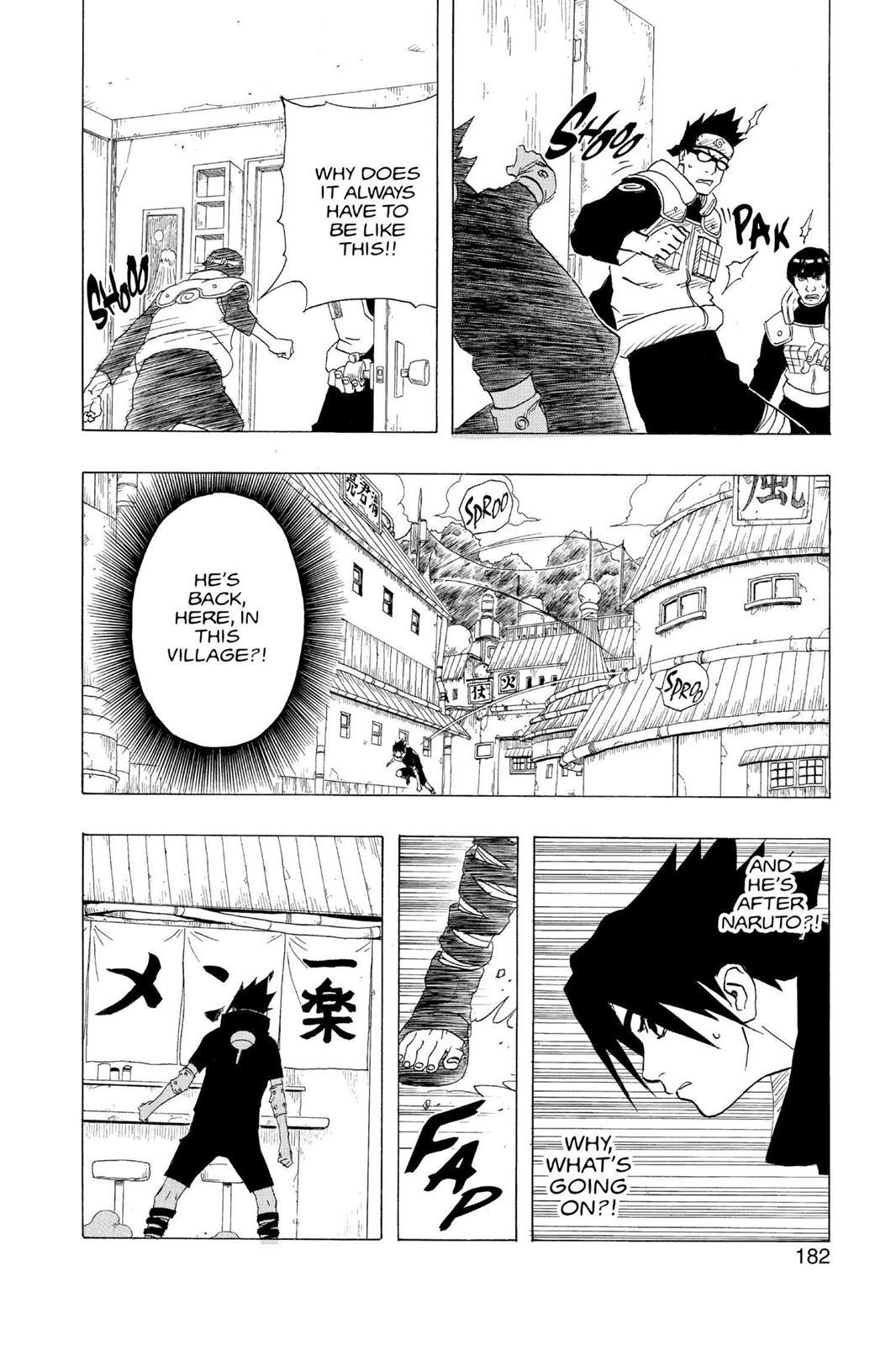 Naruto, Chapter 144 image 012