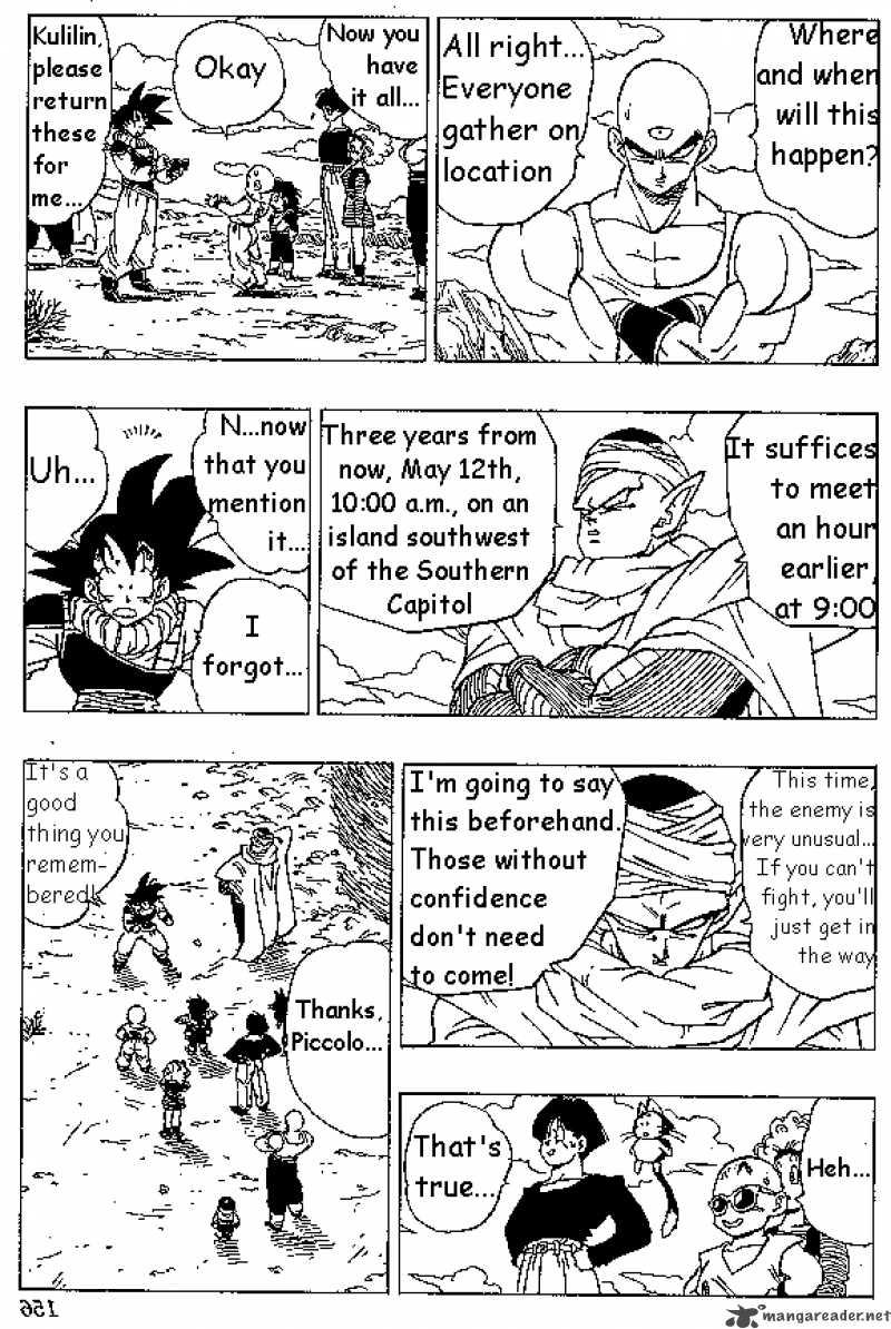 Dragon Ball, Chapter 336 image 005