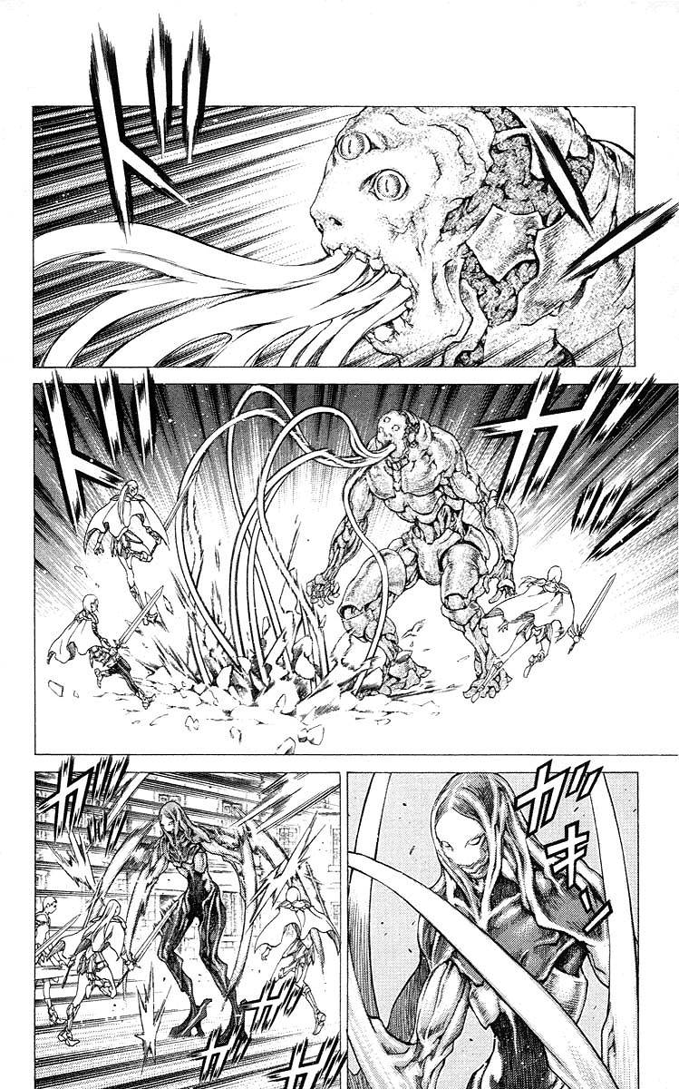 Claymore, Chapter 57 image 004