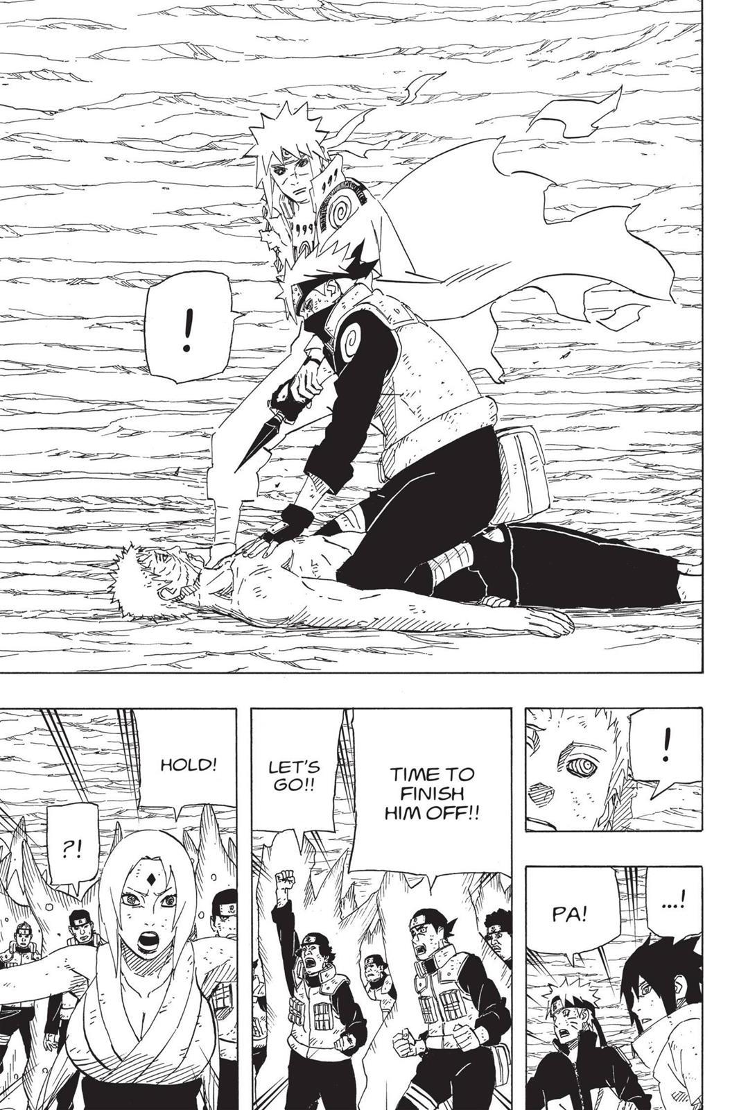 Naruto, Chapter 655 image 005