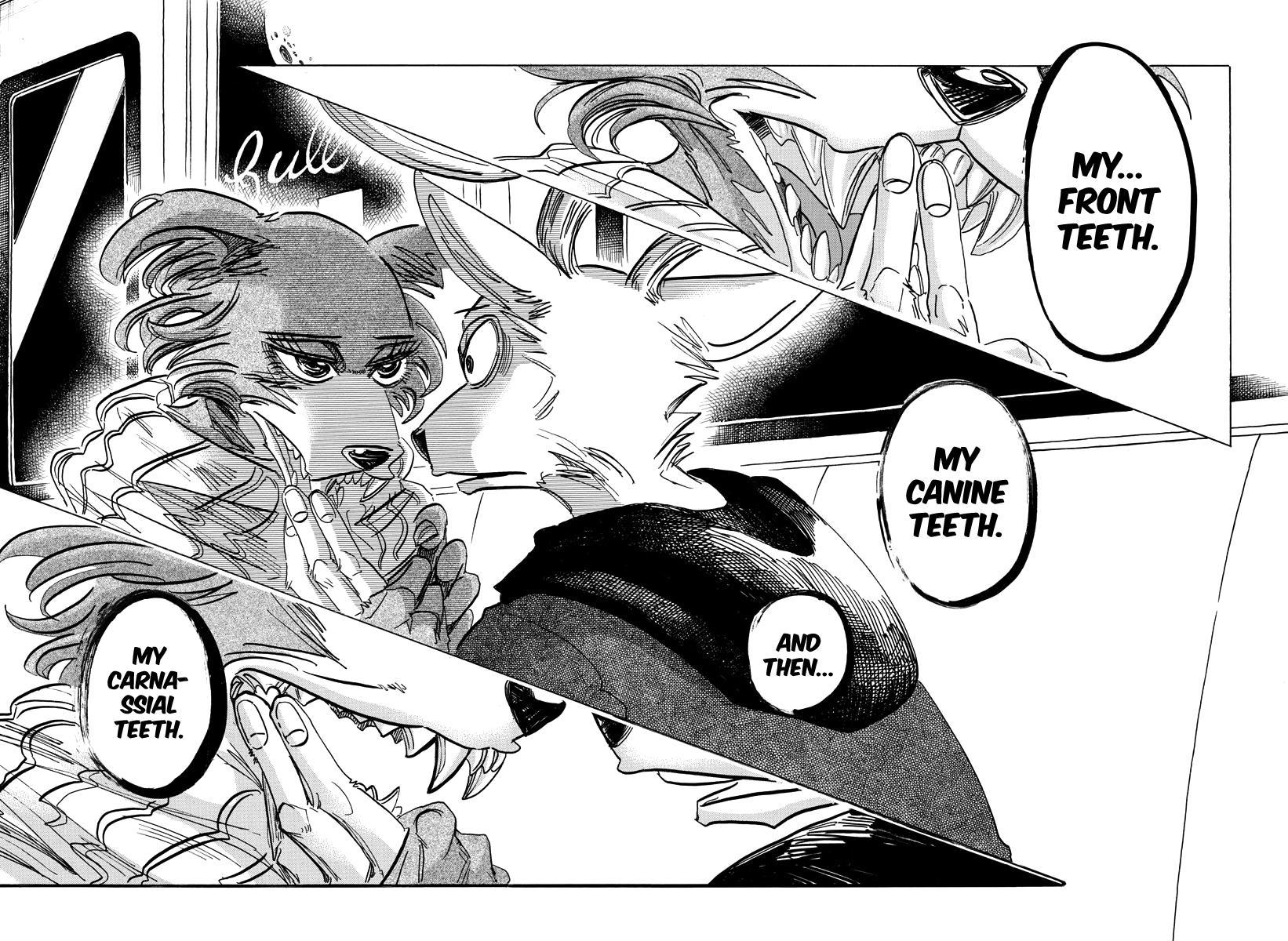 Beastars Manga, Chapter 194 image 016