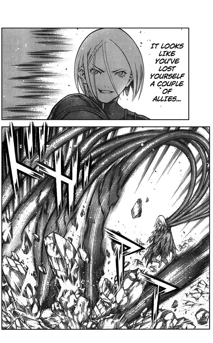 Claymore, Chapter 87 image 015