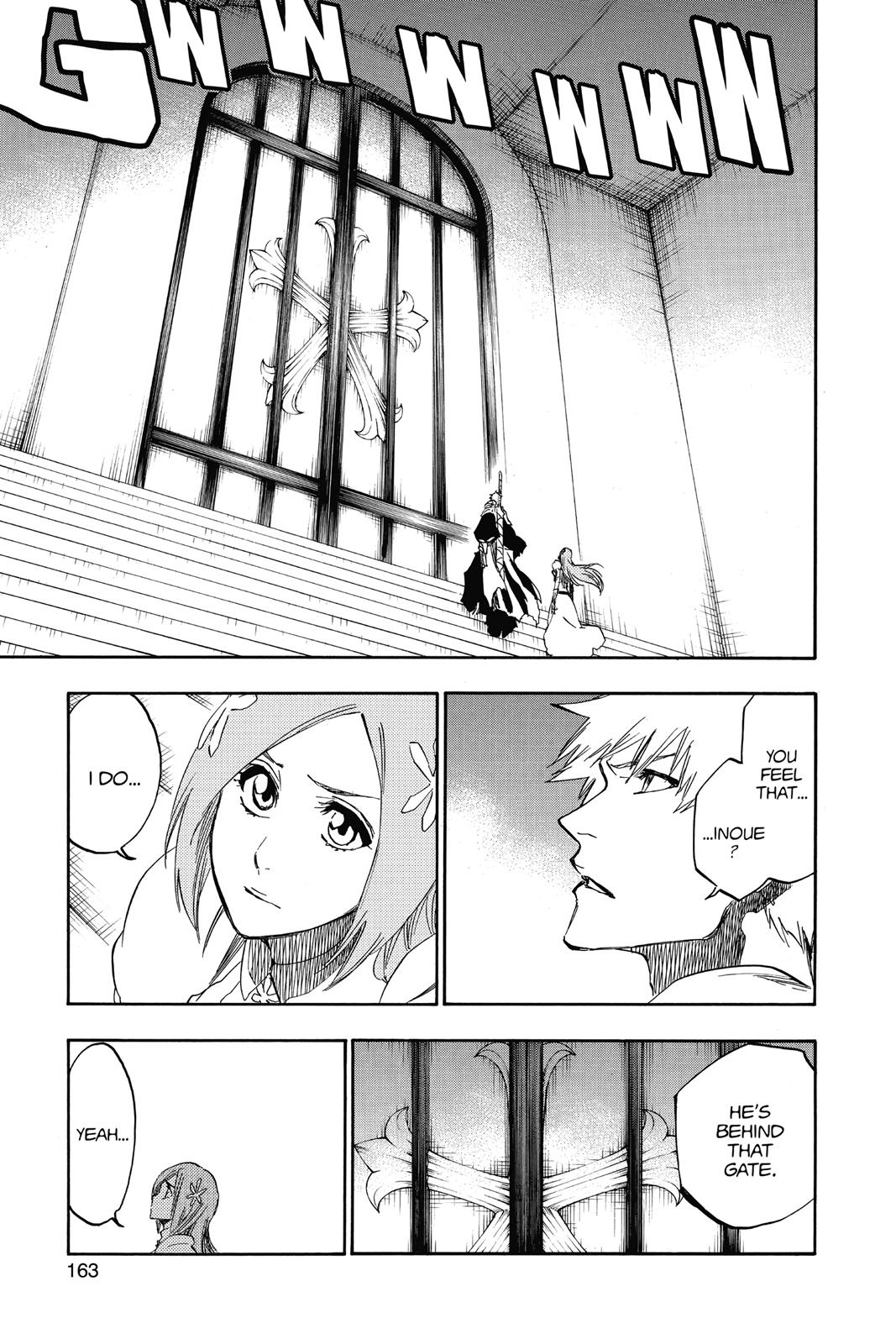 Bleach, Chapter 672 image 013