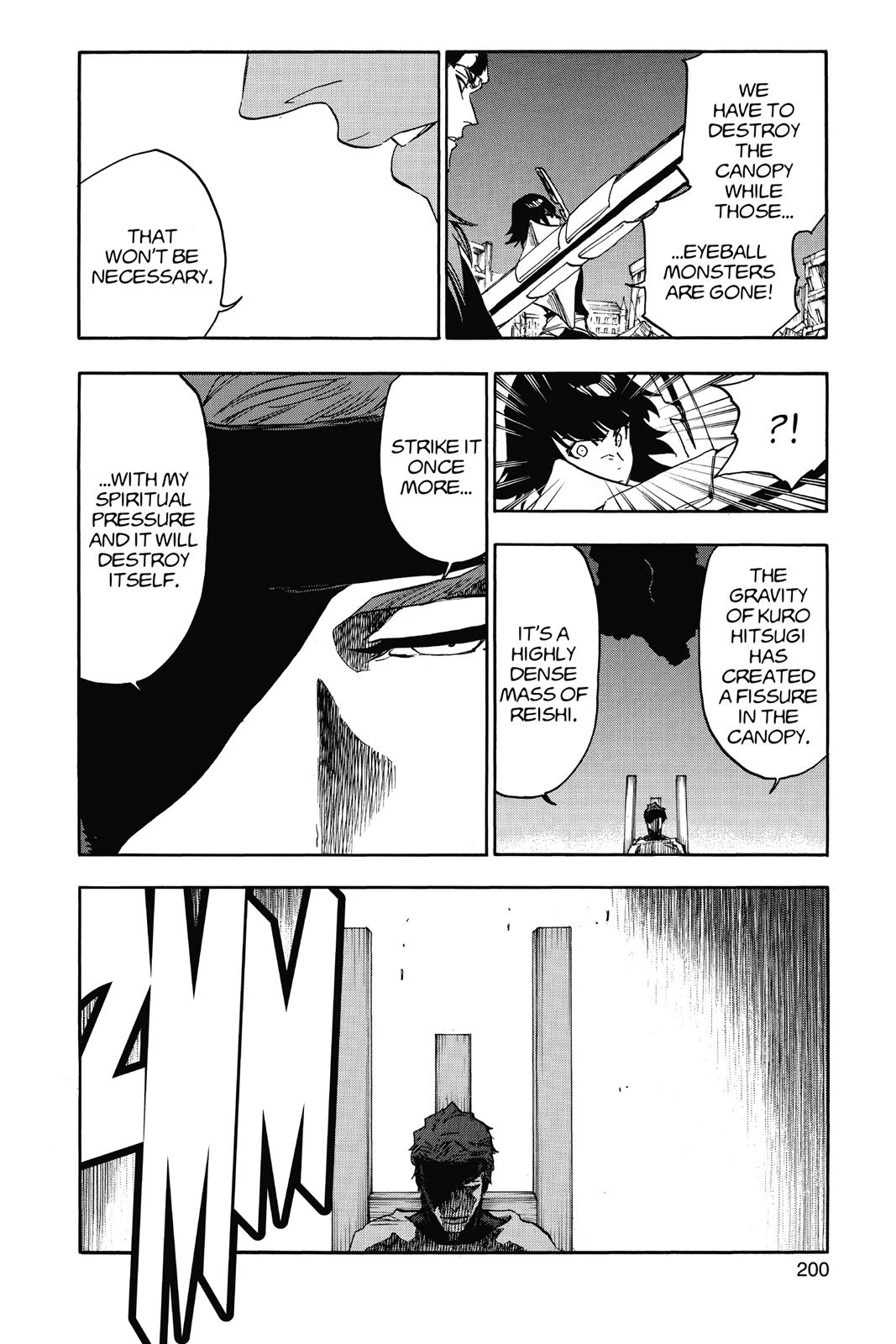 Bleach, Chapter 622 image 015