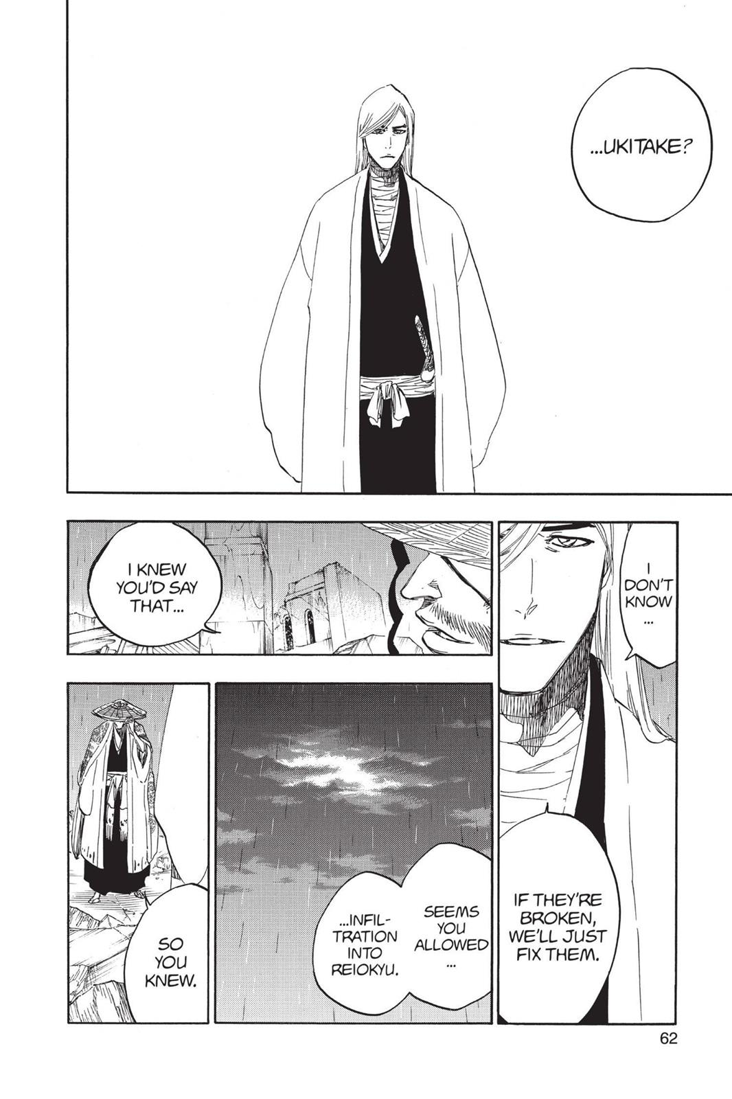 Bleach, Chapter 605 image 002
