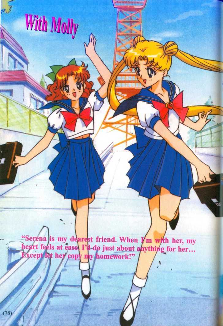 Sailor Moon, Cahpter 1.3 image 041