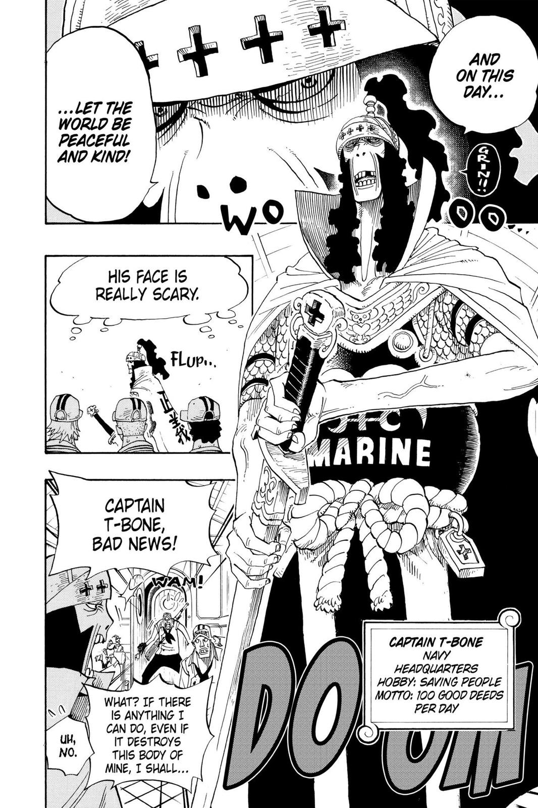 One Piece, Chapter 366 image 018