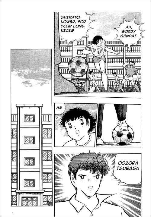 Captain Tsubasa, Chapter 109 image 029