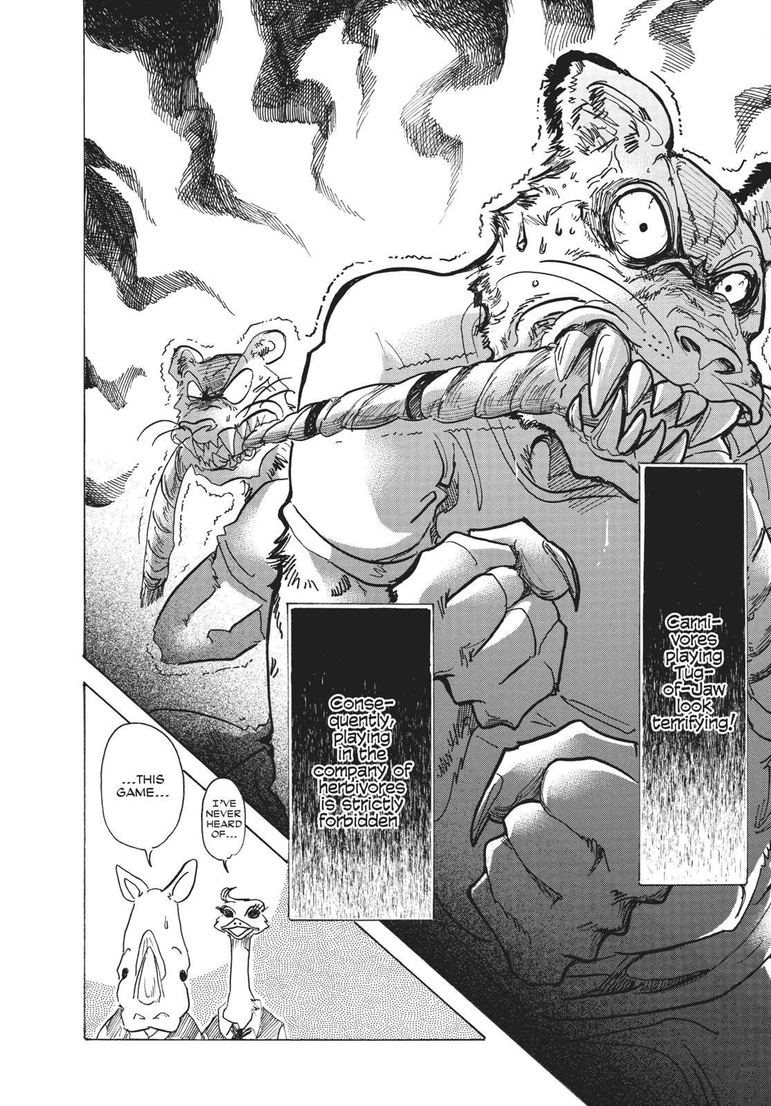 Beastars Manga, Chapter 67 image 014