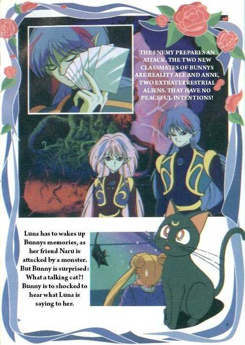 Sailor Moon, Cahpter 7 image 010