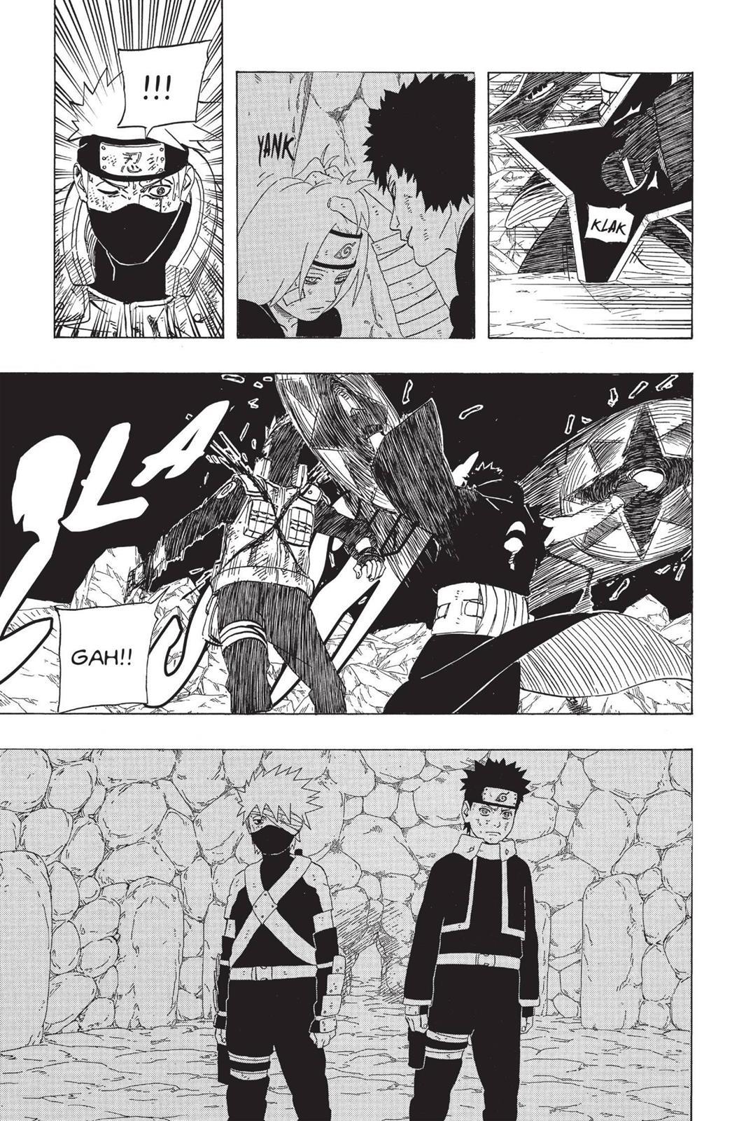 Naruto, Chapter 608 image 016