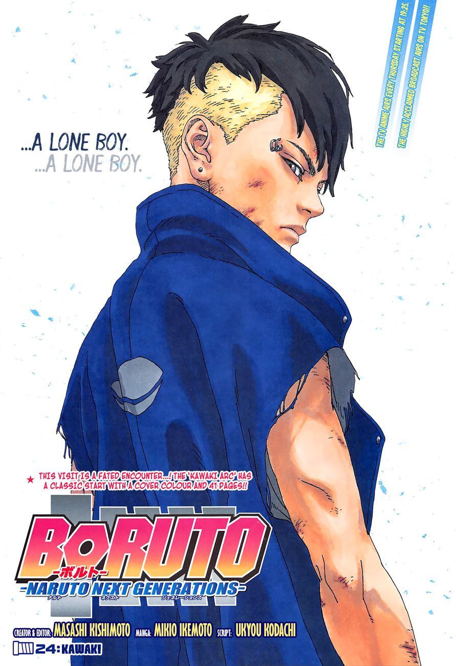Boruto Manga, Chapter 24 image 001