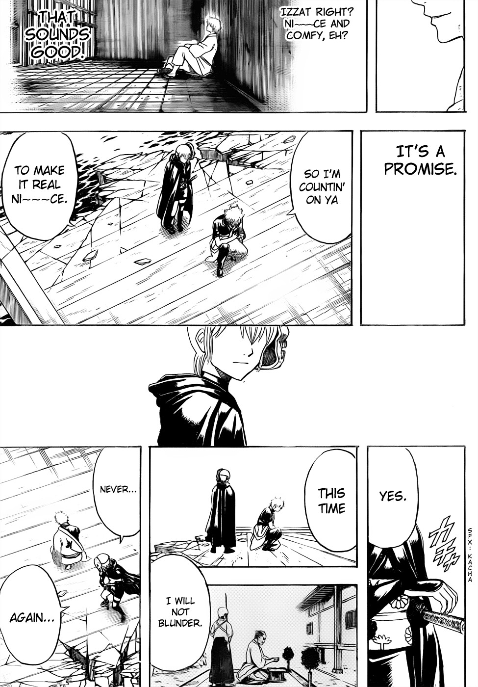 Gintama Chapter, 467 image 013