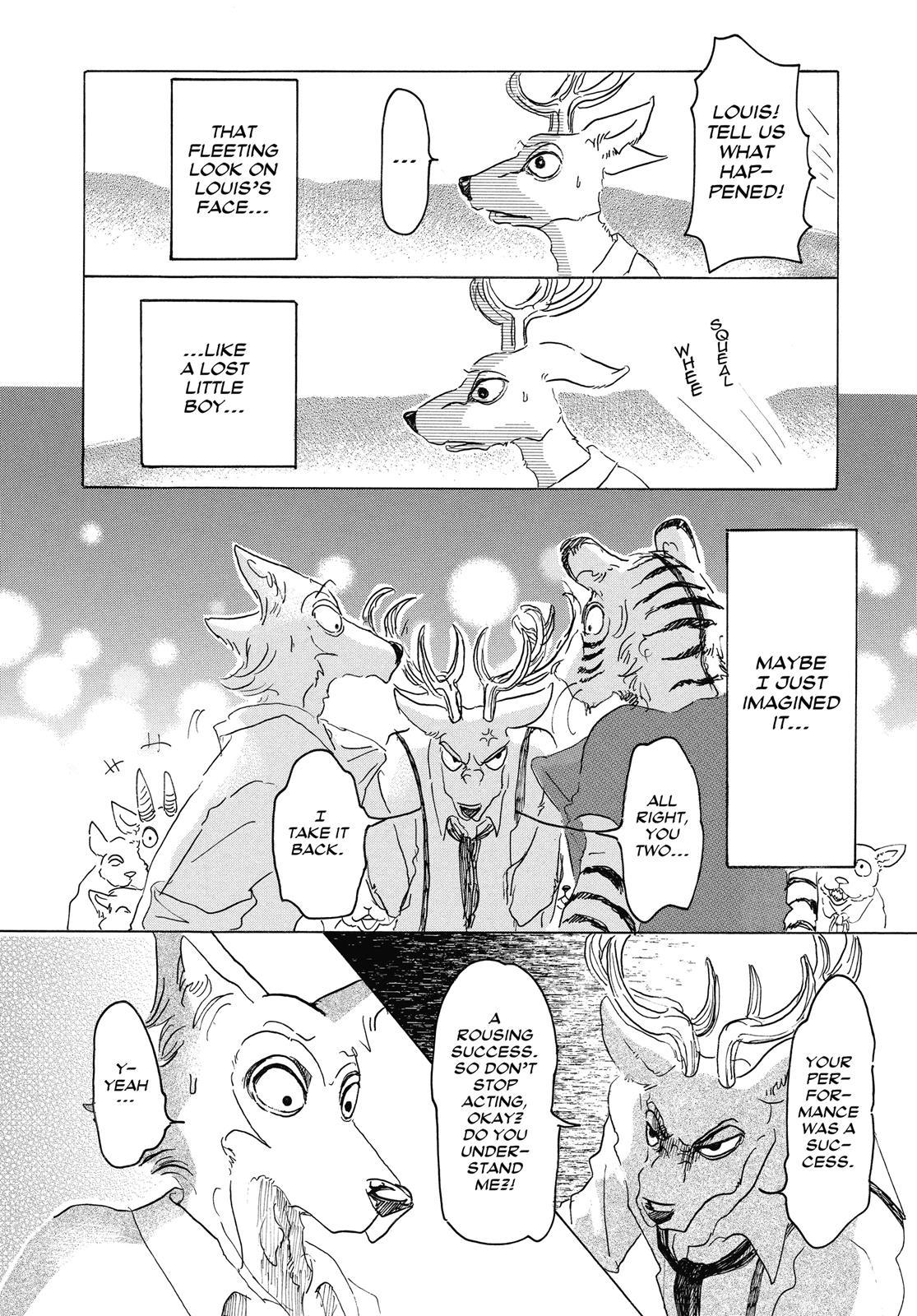 Beastars Manga, Chapter 17 image 013