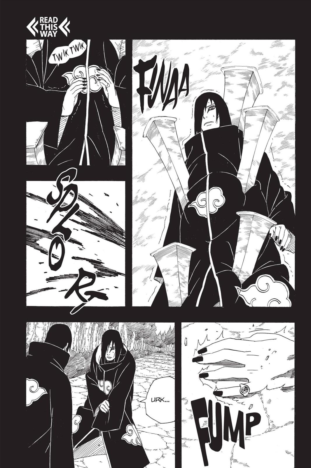 Naruto, Chapter 345 image 009