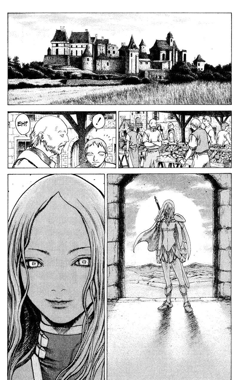Claymore, Chapter 12 image 013