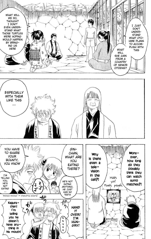 Gintama Chapter, 177 image 005