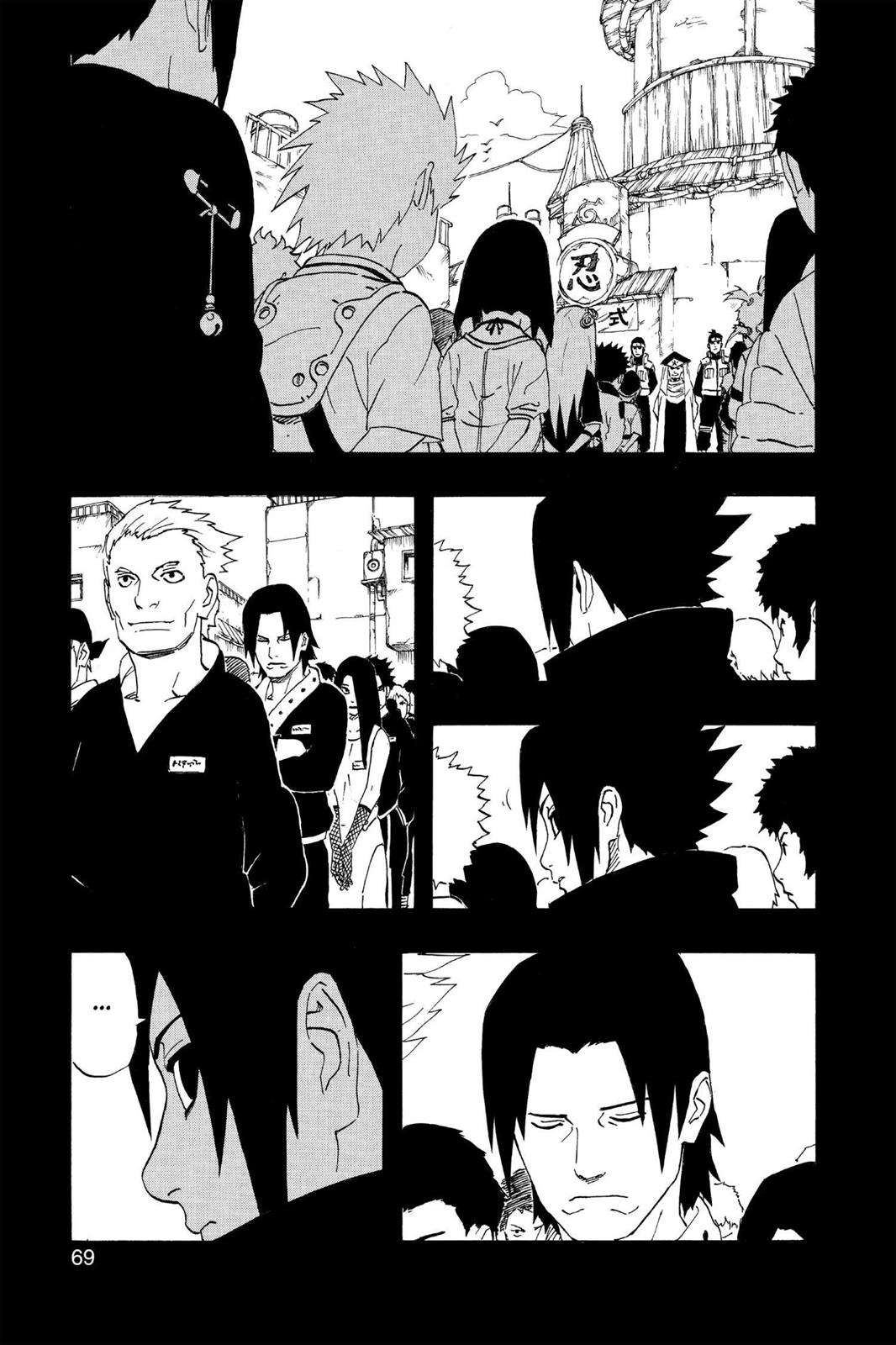 Naruto, Chapter 221 image 003