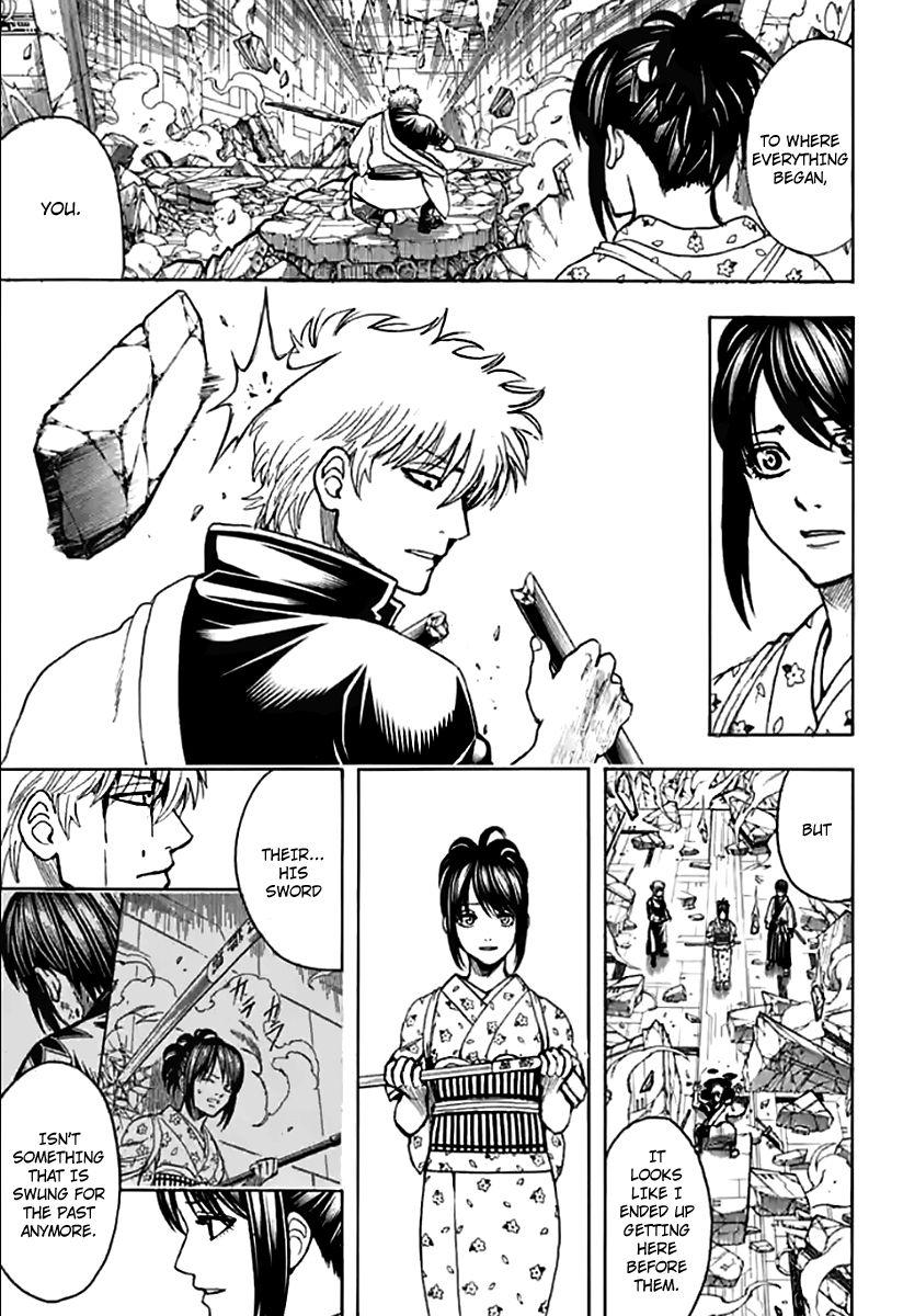 Gintama Chapter, 702 image 007