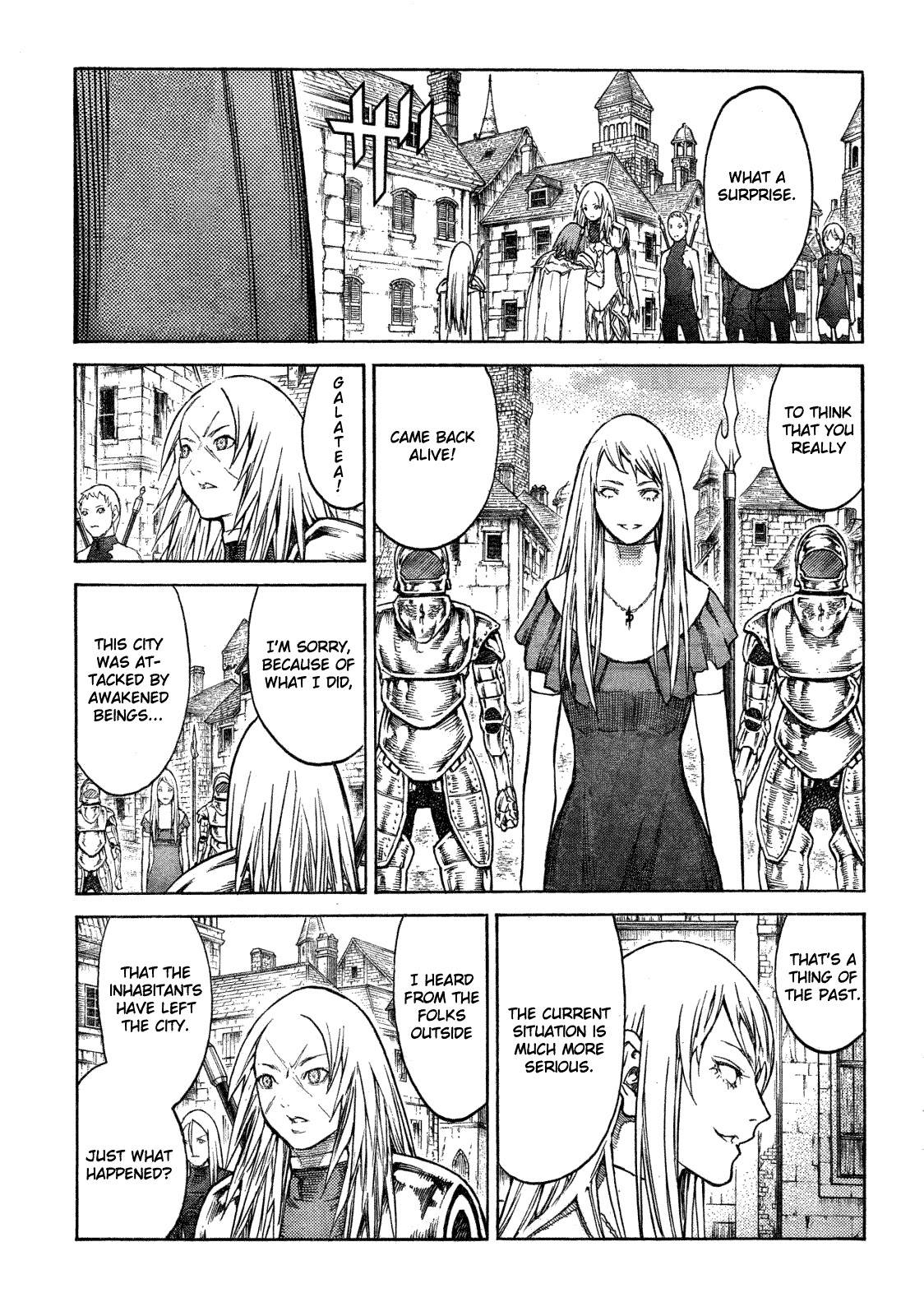 Claymore, Chapter 128 image 014