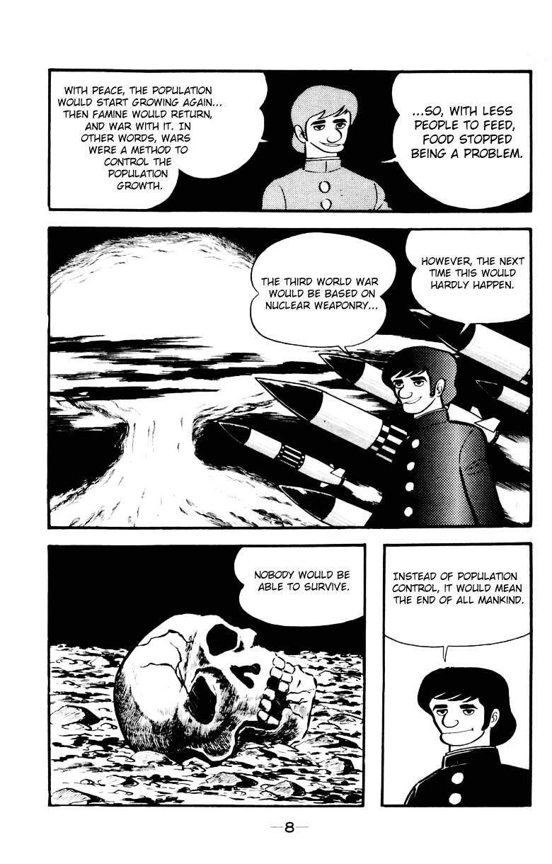 Devilman, Chapter 3 image 005