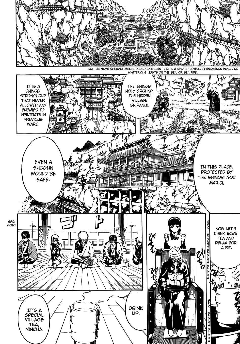 Gintama Chapter, 507 image 012
