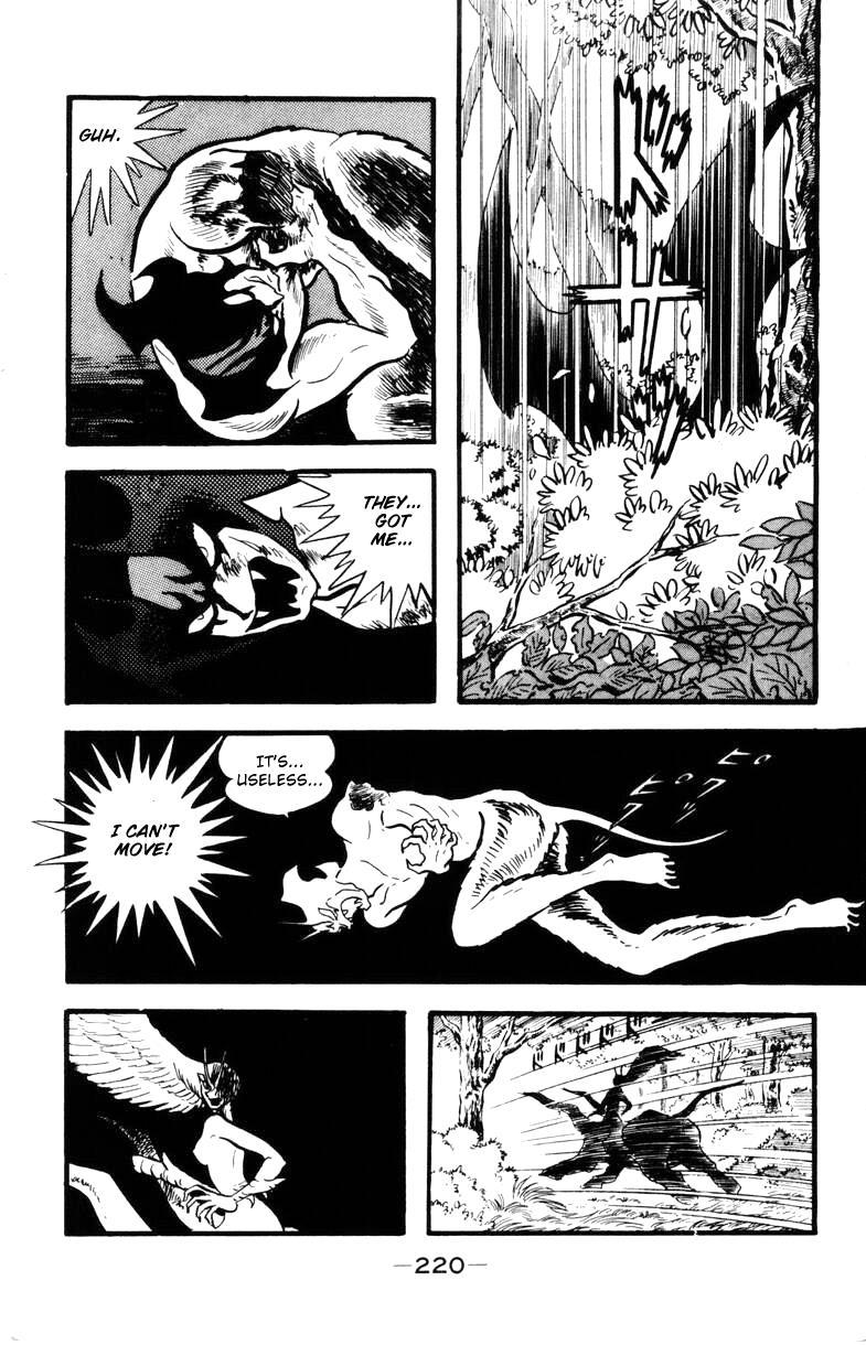 Devilman, Chapter 2 image 216
