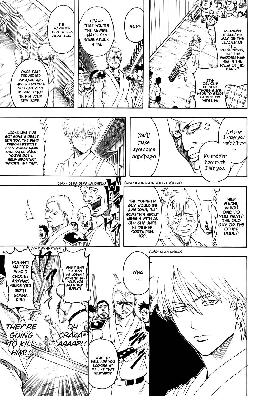 Gintama Chapter, 340 image 013