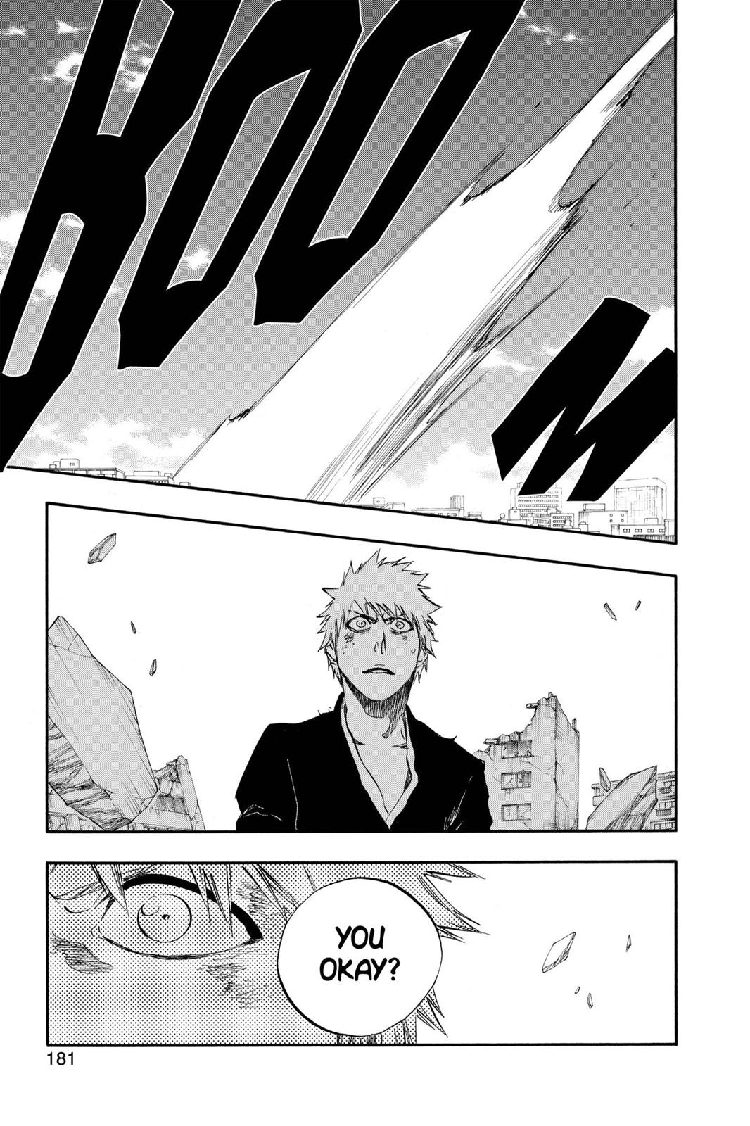 Bleach, Chapter 404 image 009