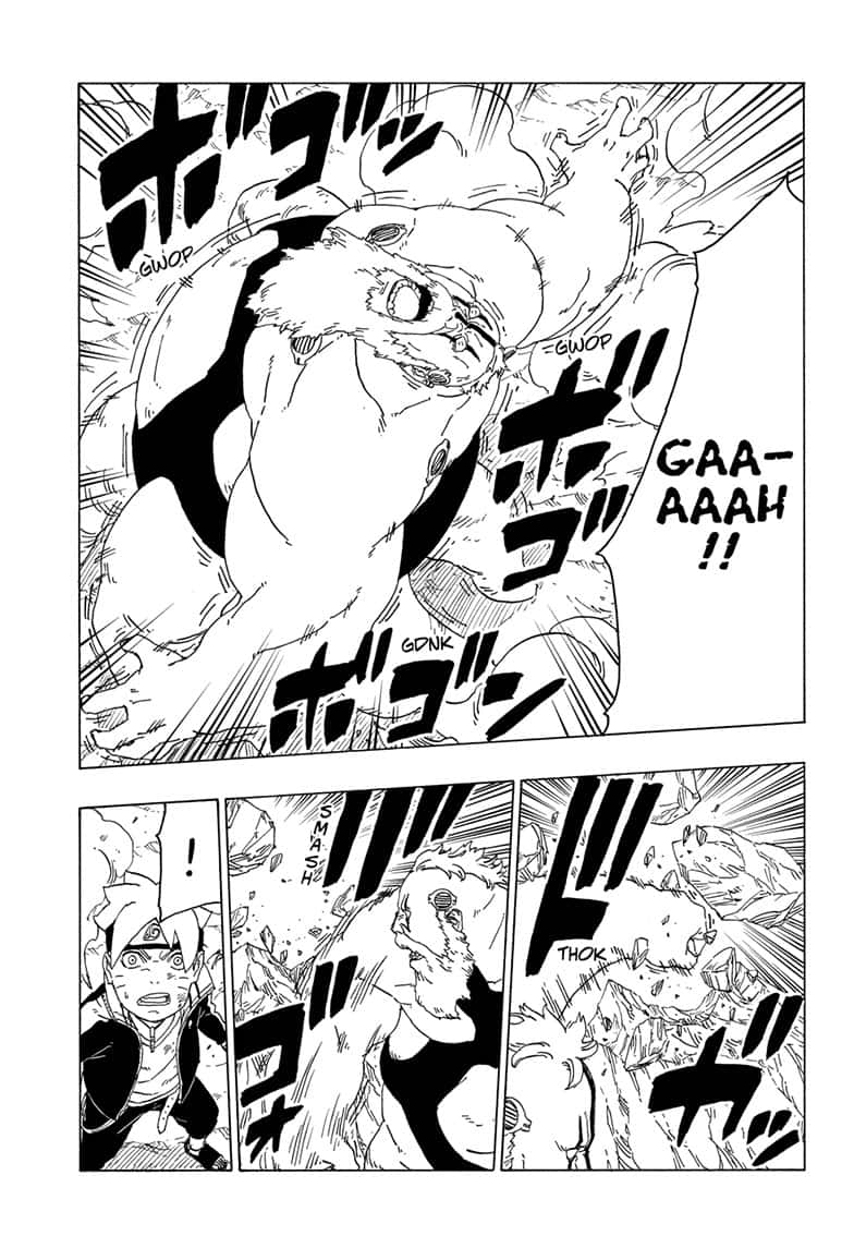 Boruto Manga, Chapter 43 image 007